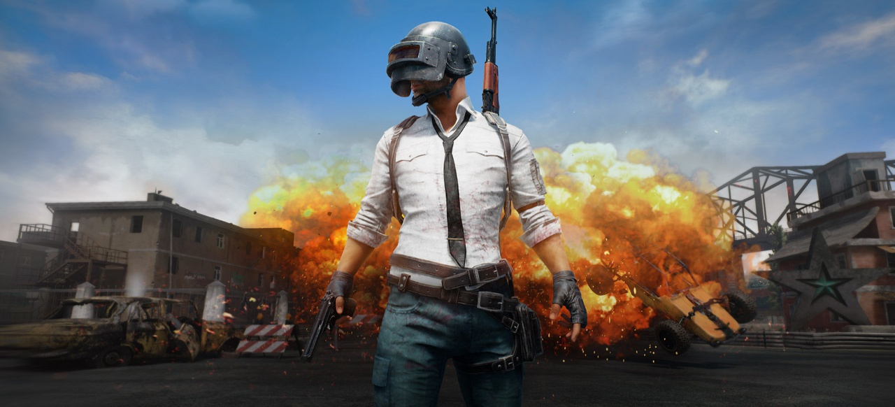 PlayerUnknown's Battlegrounds (Shooter) von Bluehole