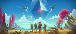 No Man's Sky (Simulation) von Hello Games / 505 Games