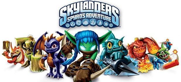 Skylanders: Spyro's Adventure (Action) von Activision
