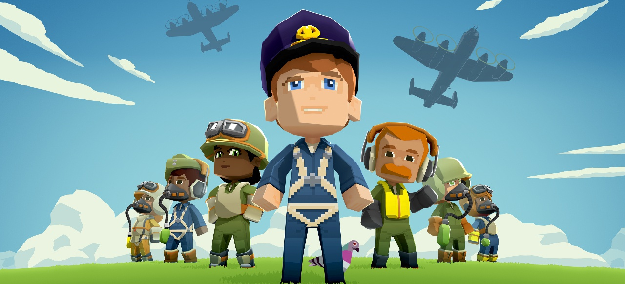 Bomber Crew (Strategie) von Curve Digital