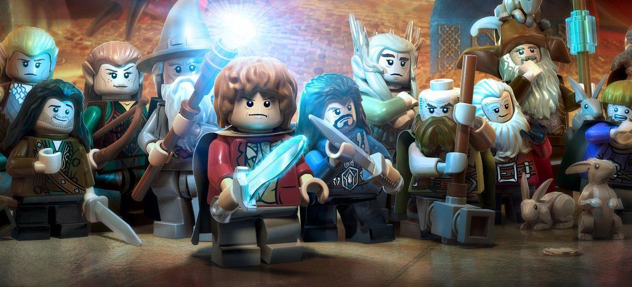 Lego Der Hobbit (Action) von WB Games