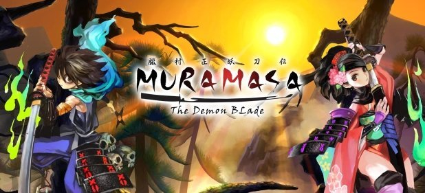 Muramasa: The Demon Blade (Action) von Koch Media / Rising Star