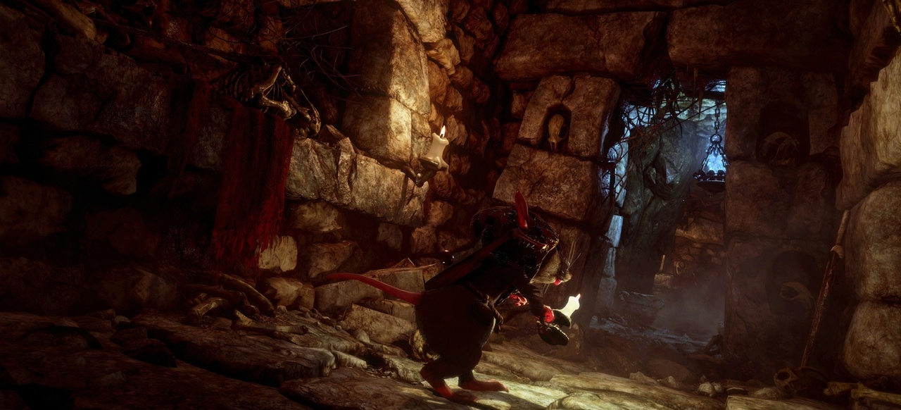 Ghost of a Tale (Action) von
