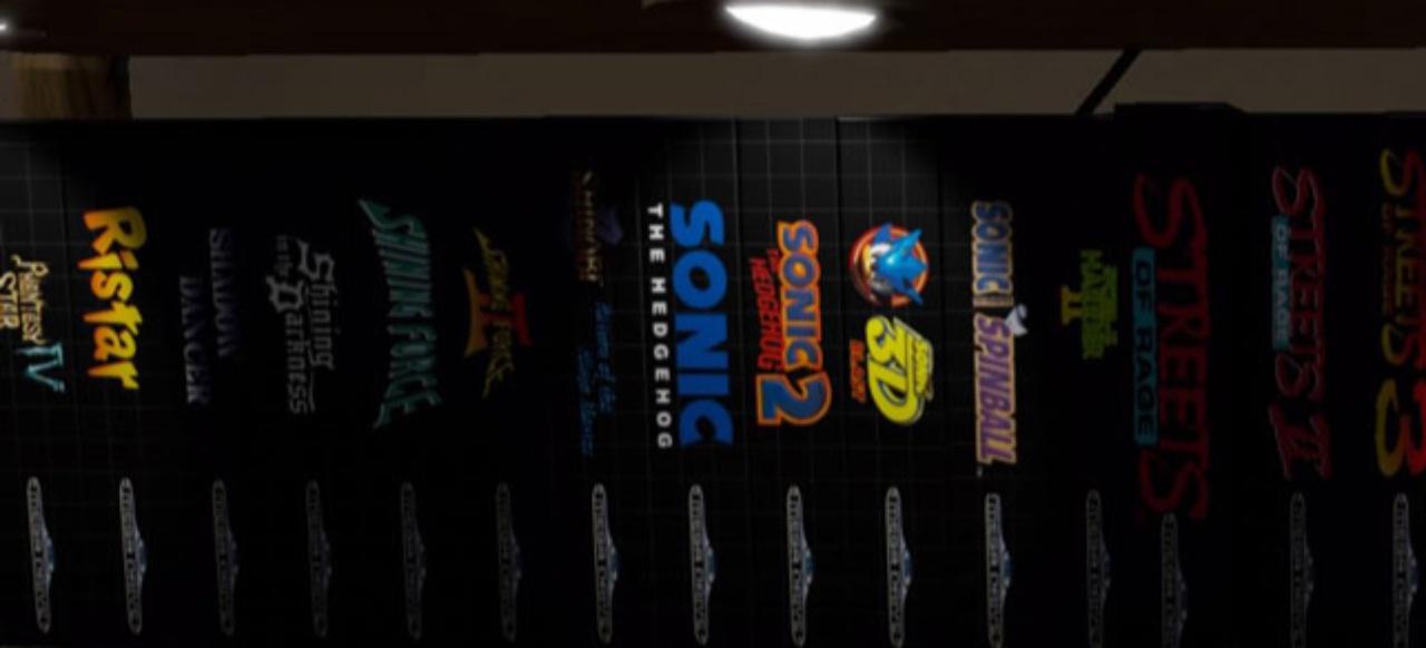 SEGA Mega Drive Classics (Action) von SEGA