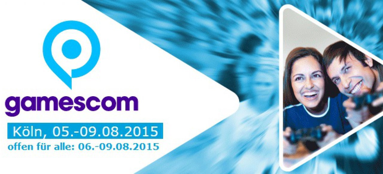 gamescom 2015 (Messen) von Koelnmesse & BIU