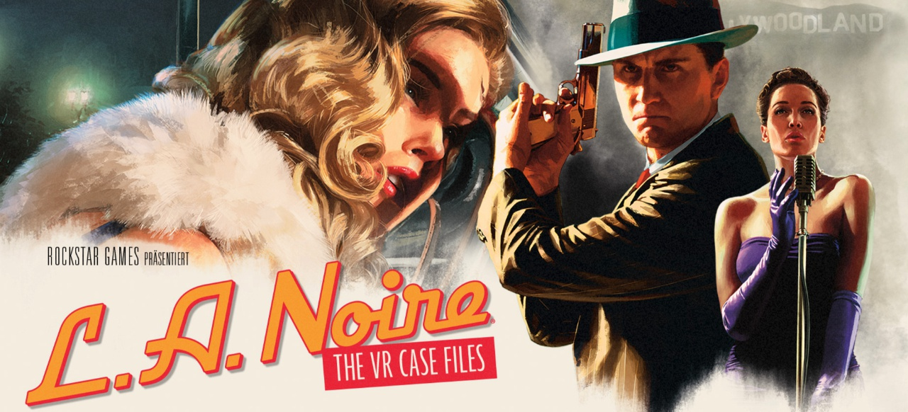 L.A. Noire: The VR Case Files (Action) von Rockstar Games