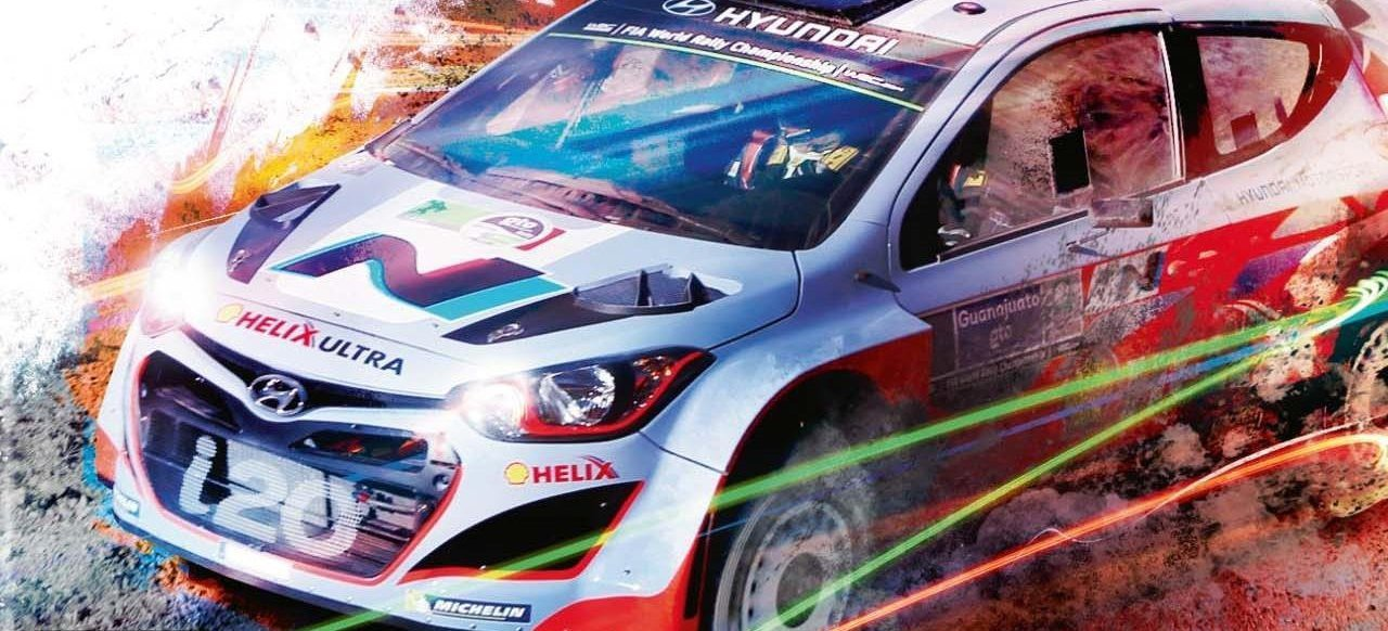 WRC FIA World Rally Championship The Official Game (Rennspiel) von Bigben Interactive