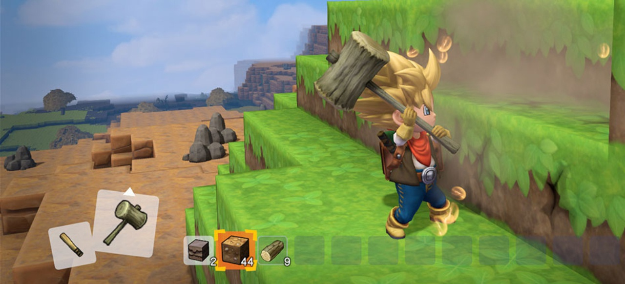 Dragon Quest Builders 2 (Simulation) Von Square Enix