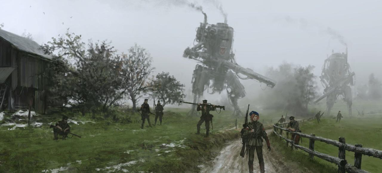 Iron Harvest (Strategie) von