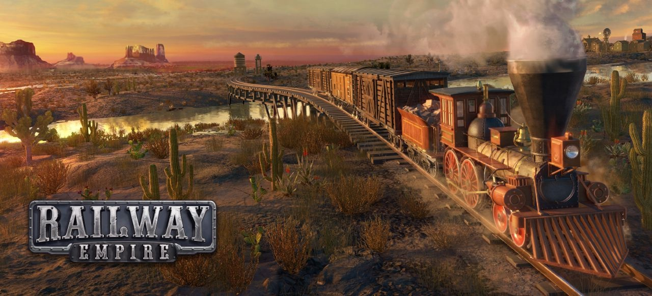 Railway Empire (Simulation) von Kalypso Media Group