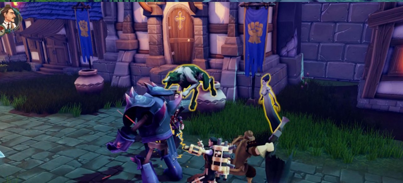 Legends of the Brawl (Action) von Dark Tonic Games Studio