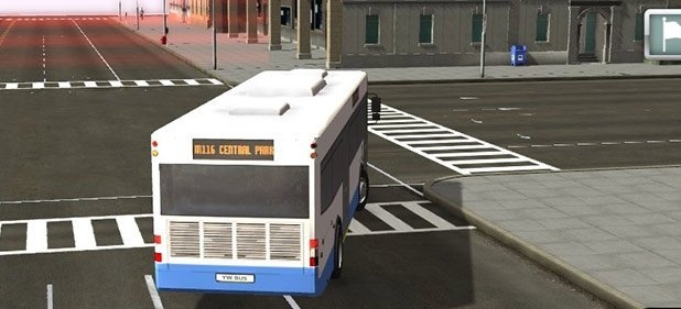 New York Bus - Die Simulation  (Simulation) von UIG