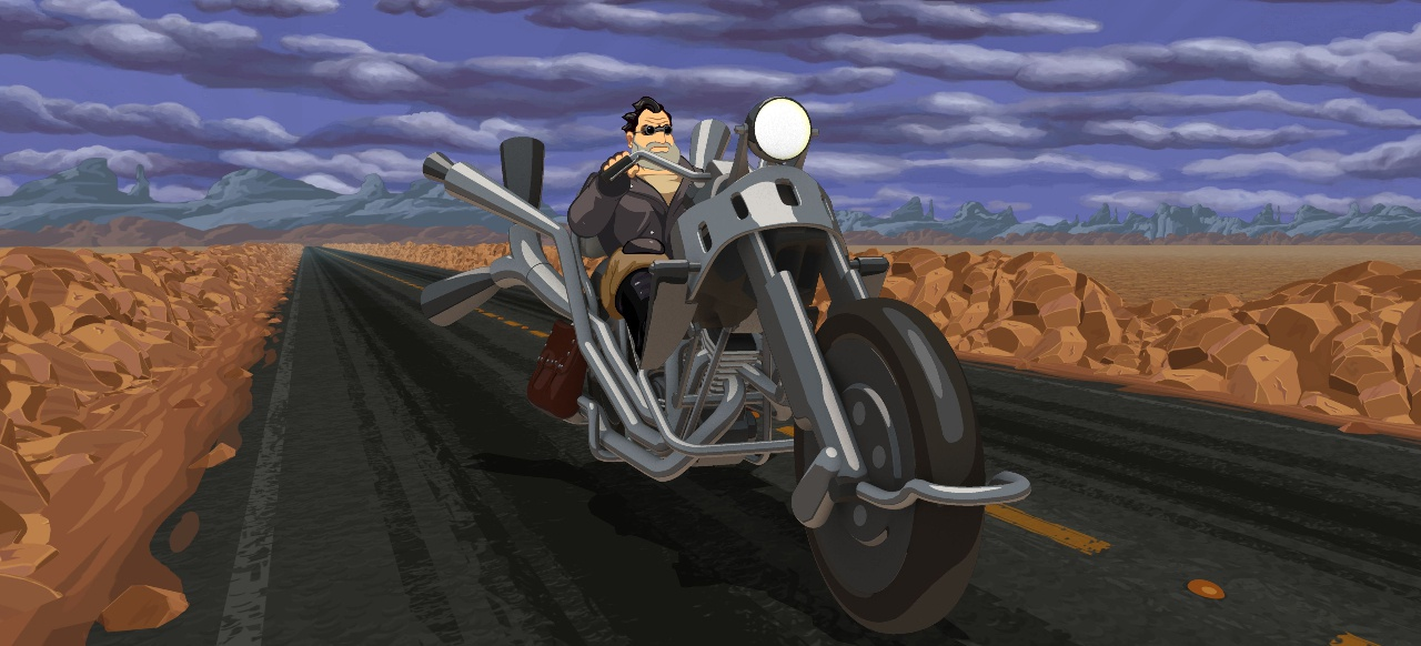 Full Throttle (Adventure) von