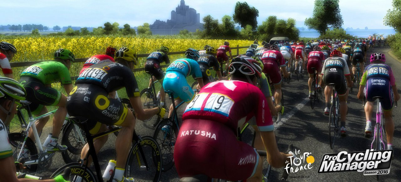 Tour de France 2016: Der offizielle Radsport Manager (Sport) von Focus Home / Koch Media