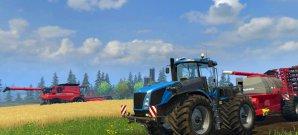 Landwirtschafts-Simulator 15 (Simulation) von Focus Home Interactive / Astragon Software