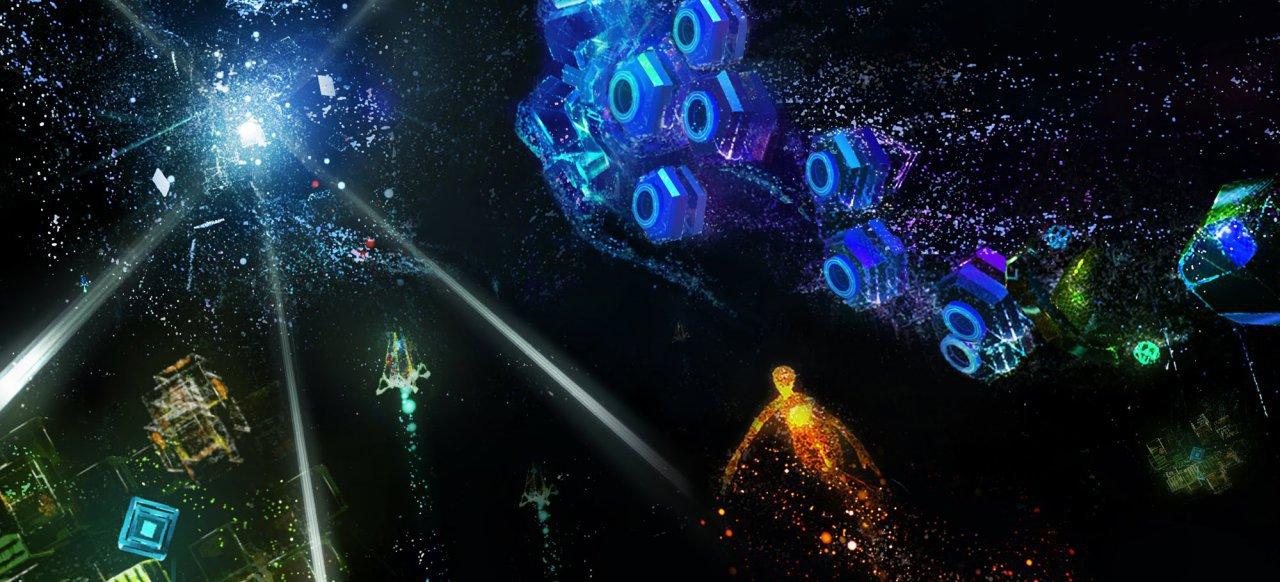 Rez Infinite (Geschicklichkeit) von Enhance Games