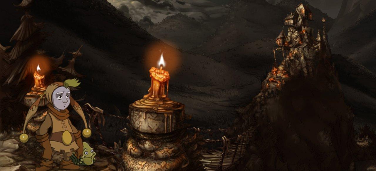 The Whispered World (Adventure) von Daedalic Entertainment