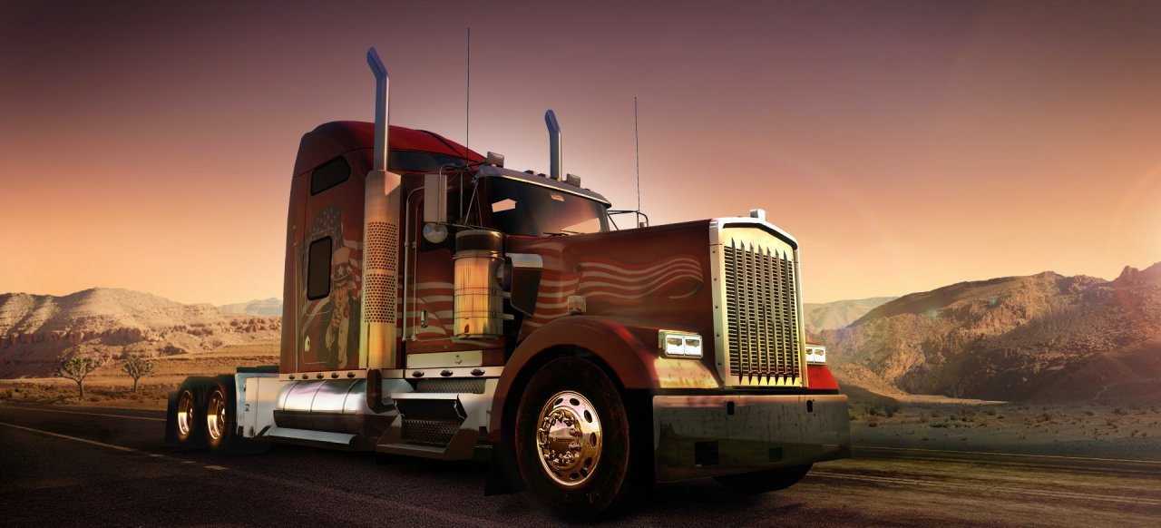 American Truck Simulator (Simulation) von astragon Entertainment
