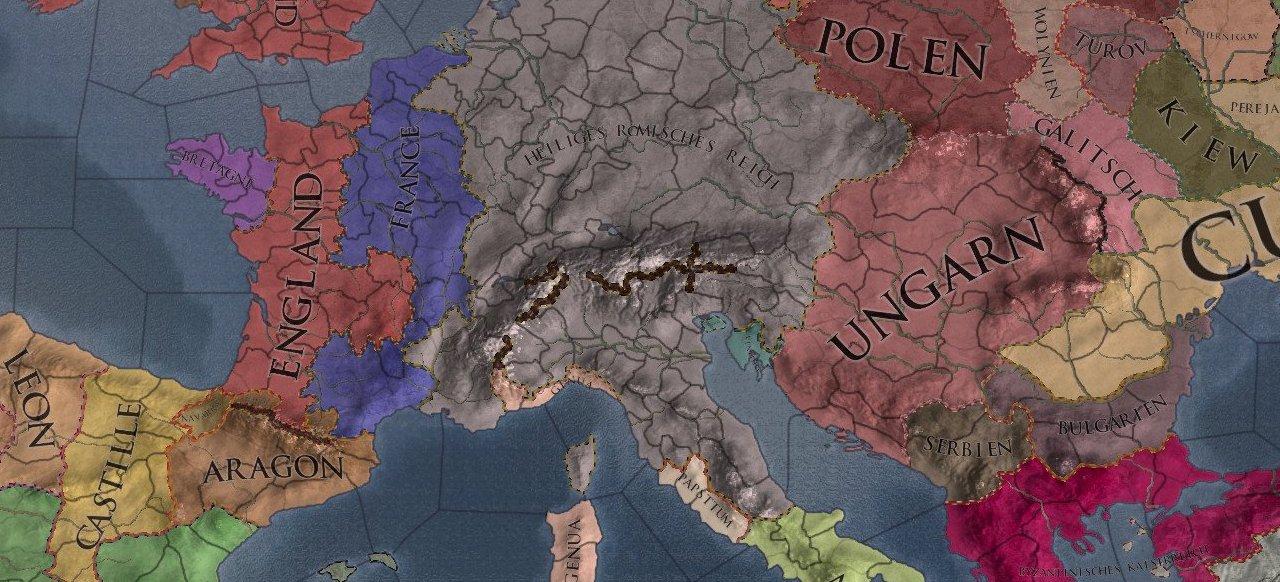 Crusader Kings 2 (Strategie) von Paradox Interactive