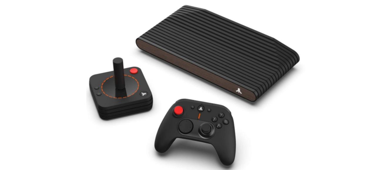 Atari VCS (Hardware) von