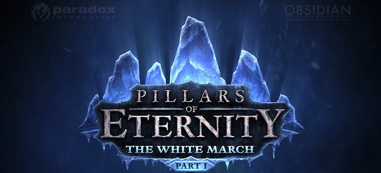 Pillars of Eternity: The White March - Part 1 (Rollenspiel) von Paradox Interactive