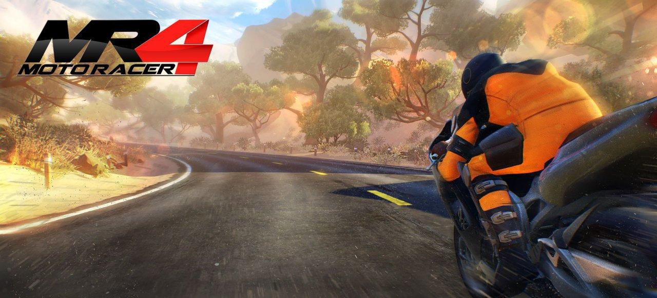 Moto Racer 4 (Rennspiel) von Microïds / Astragon