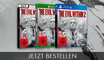 The Evil Within 2 - Teaser