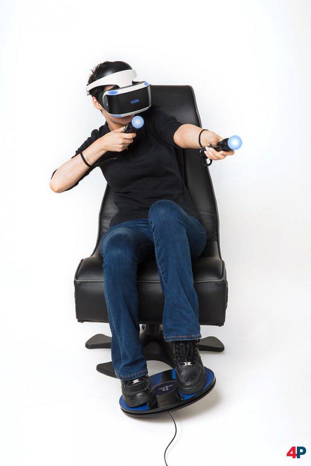 Virtual Reality Füße Anbetung