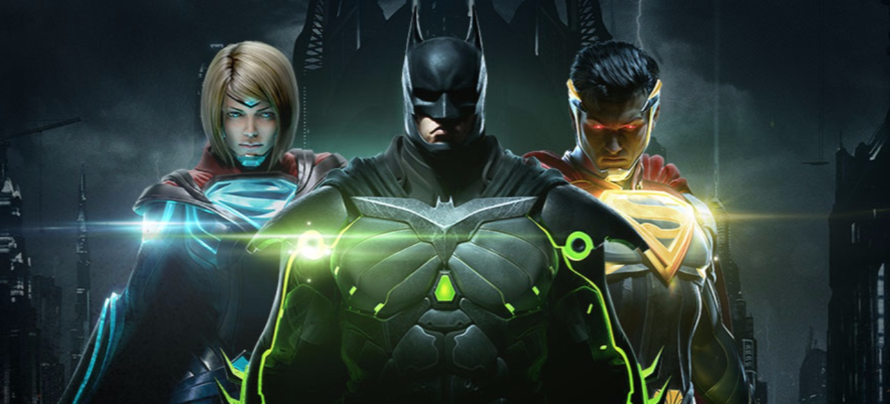 Injustice 2 (Action) von Warner Bros. Interactive Entertainment
